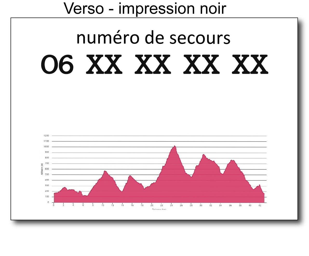 Impression Verso