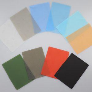 Goodies - Colour chart 1