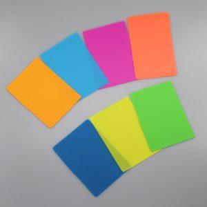 Goodies - Colour chart 2