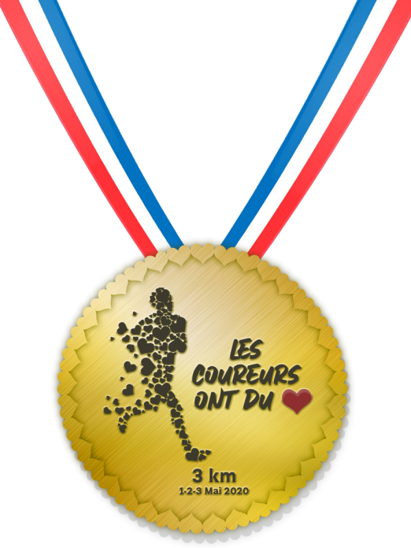 Médaille PNG